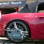 BMW Z4 wheel alignment