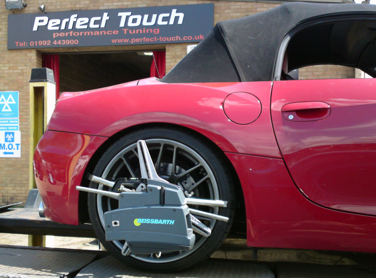 4 Wheel Alignment London Perfect Touch Performance Ltd