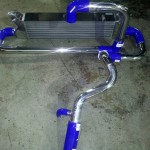 Focus RS intercooler upgrade (10)m
