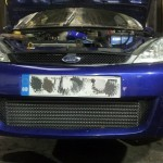Focus RS intercooler upgrade (12)m