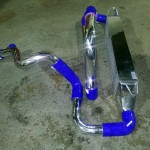 Focus RS intercooler upgrade (9)m
