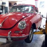 Porsche 356 sc (1)m