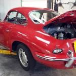 Porsche 356 sc (9)m