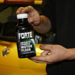 Forte engine flush