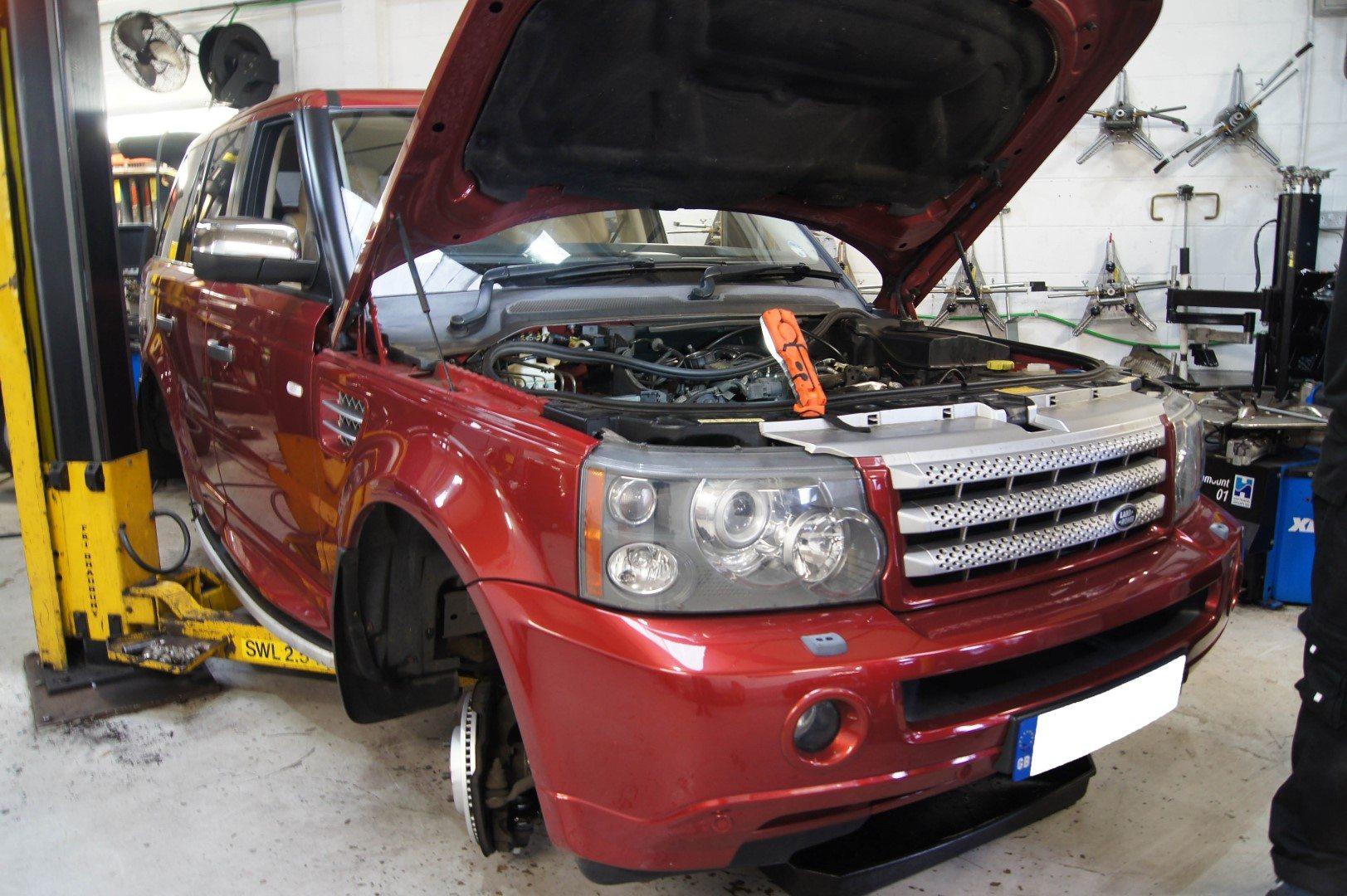Range Rover Service Perfect Touch Performance Ltd - Range rover maintenance schedule