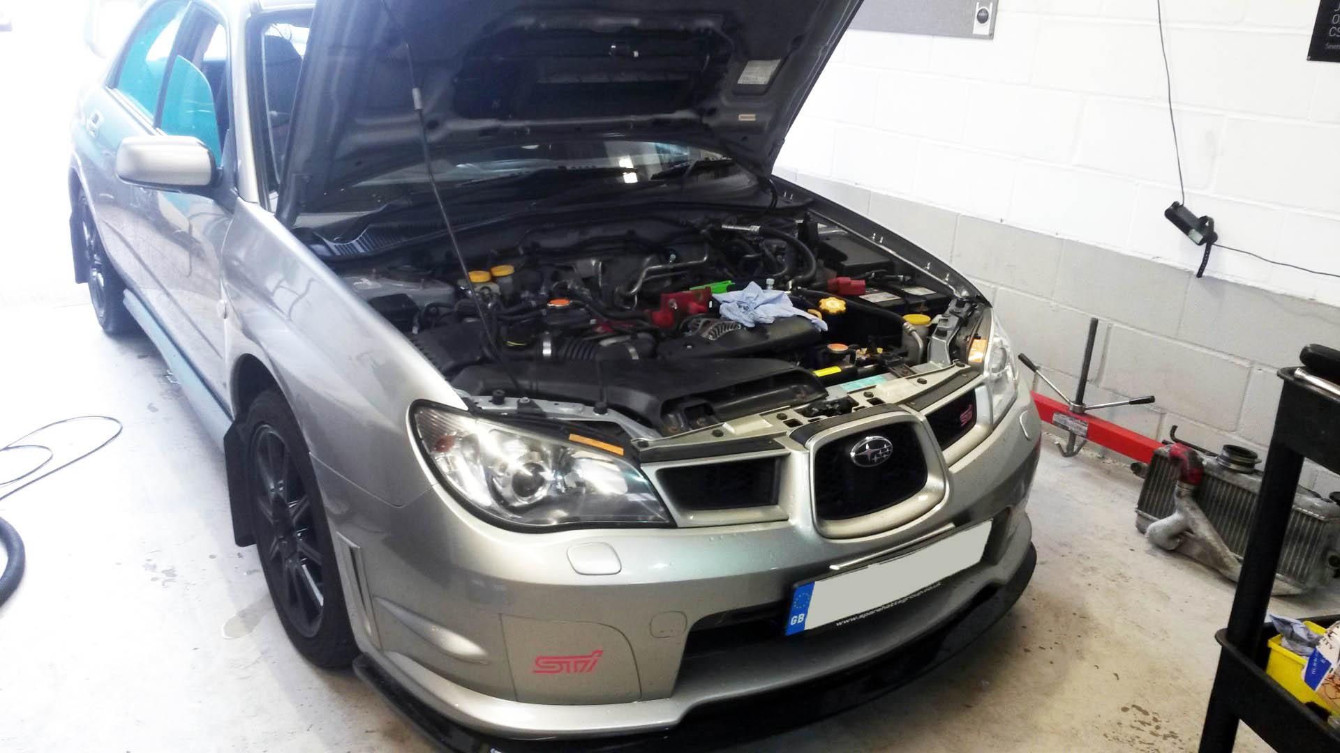 Subaru impreza servicing maintenance and tuning london perfect touch undefined altavistaventures Gallery