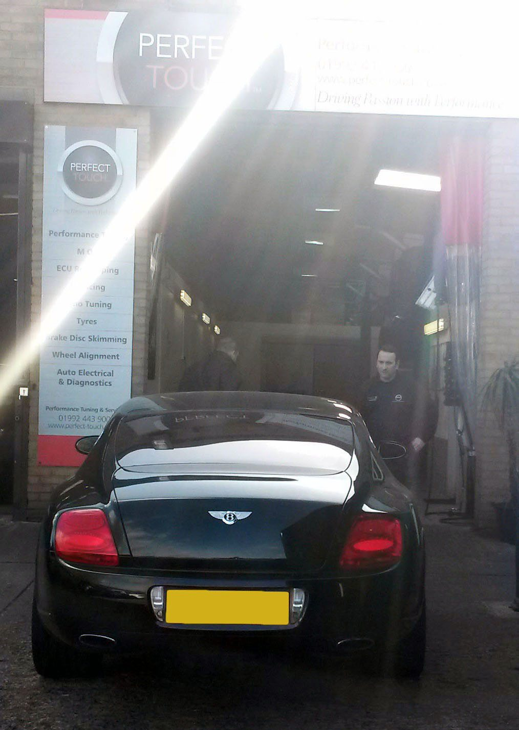 Bentley Continental Gt Service And Power Steering Fix Perfect Touch Performance Ltd