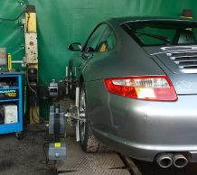 porsche-4-wheel-alignment-hertfordshire