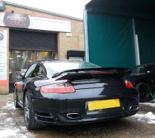 Porsche 911 Servicing Hertfordshire
