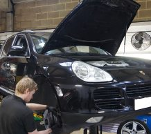 porsche-cayenne-servicing-hertfordshire