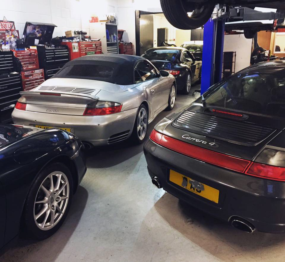 Porsche Tuning Servicing Amp Repairs In London Perfect
