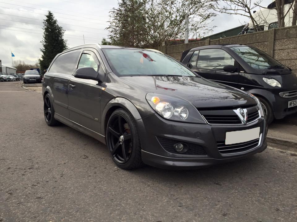 Vauxhall Astra Van Performance Upgrades