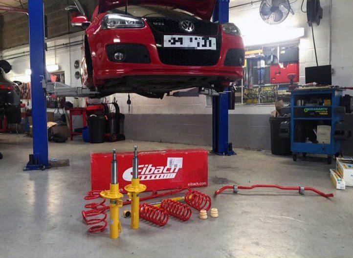 VW Golf GTI performance upgrades - Perfect Touch Performance Ltd