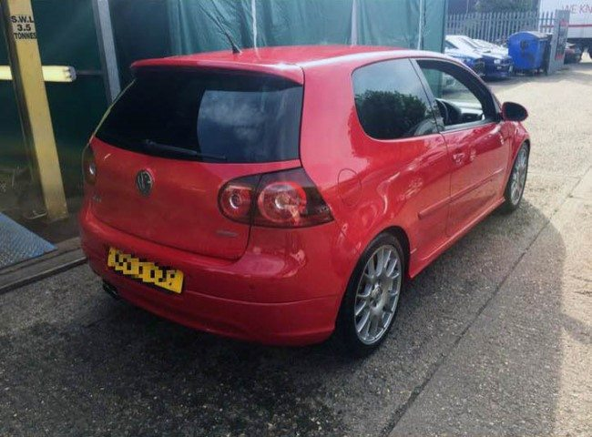 VW Golf GTI performance upgrades - Perfect Touch Performance Ltd