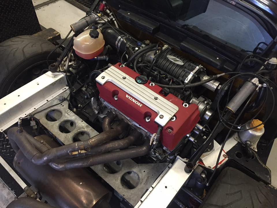 Lotus Exige Supercharged K20 Engine ECU Remap - Perfect Touch Performance Ltd
