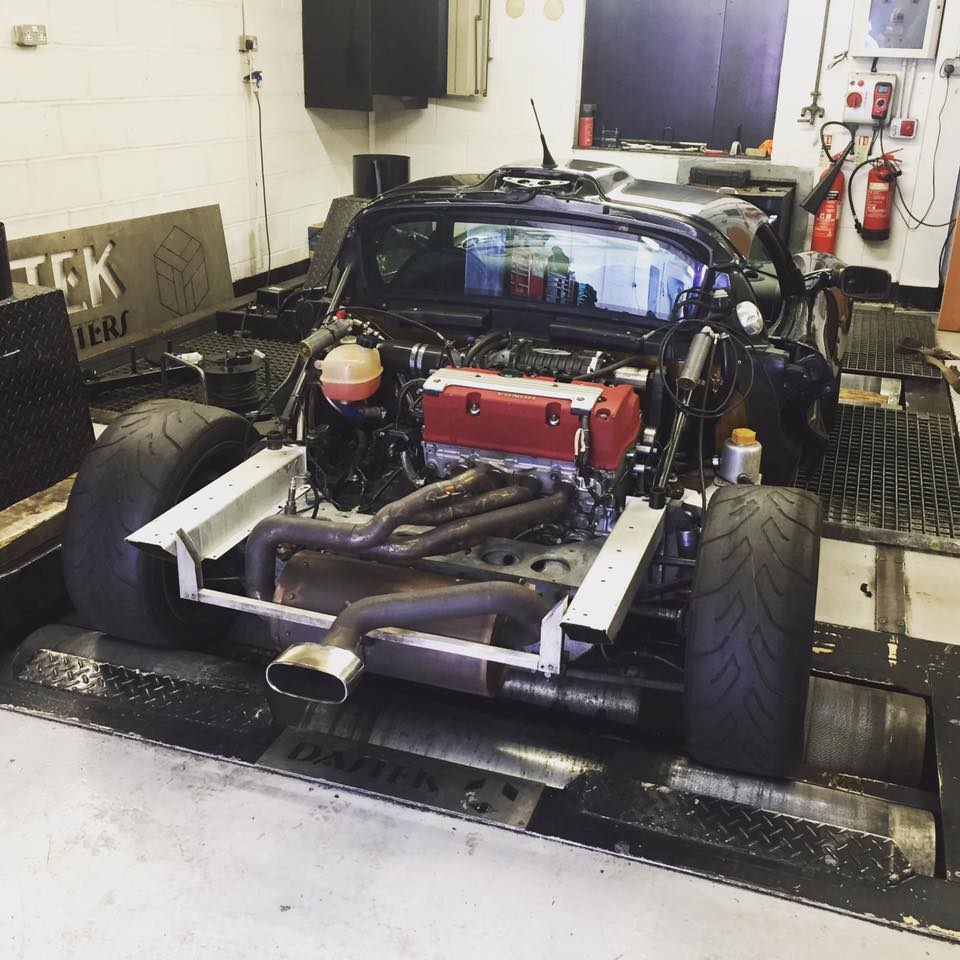 Honda Supercharger For Sale: Lotus Exige Supercharged K20 Engine ECU Remap