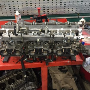 nissan skyline r34 gtr engine diagnosis, rebuild and ecu remapping