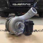 audi a5 3.0tdi turbo upgrade, intercooler