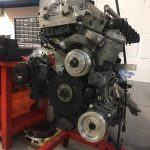 bmw e46 m3 supercharged engine build