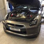 nissan gtr healthcheck and major service