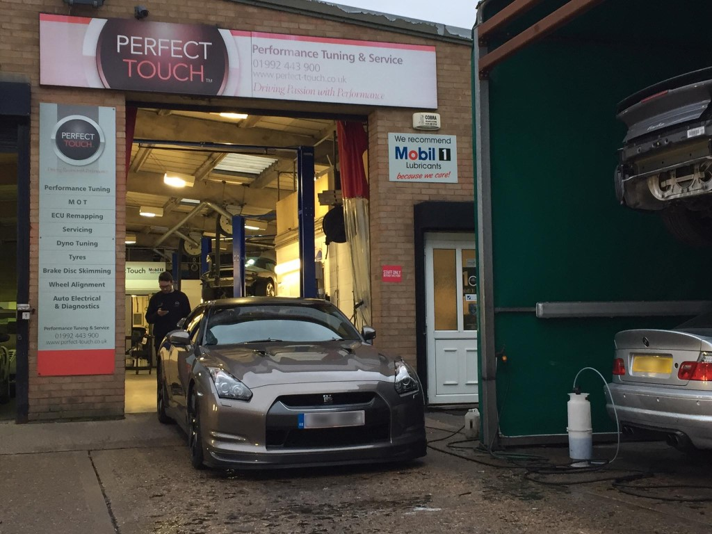 Nissan Gtr Major Serivce And Healthcheck Perfect Touch