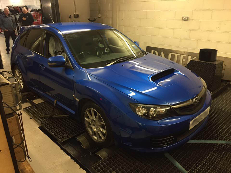 Subaru Impreza Wrx Sti Health Check Power Runs 4 Wheel
