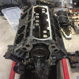 vauxhall monaro vxr engine rebuild with upgrades