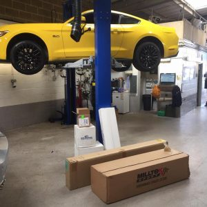 ford mustang steeda uk modifications suspension and styling perfect touch performance