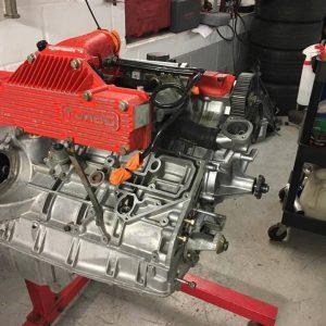 lotus esprit 2.2 turbo engine rebuild