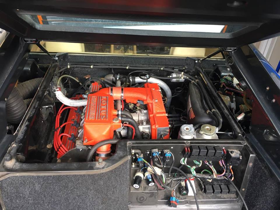 Lotus Esprit 2.2L Turbo - Engine rebuild - Perfect Touch ...