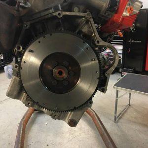 Lotus Esprit 2 2L Turbo - Engine rebuild - Perfect Touch
