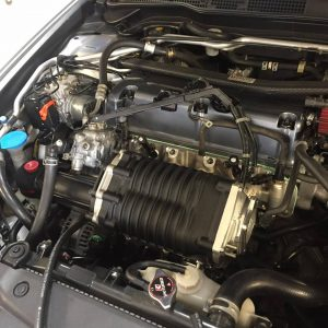 honda accord type s k24 supercharged perfect touch