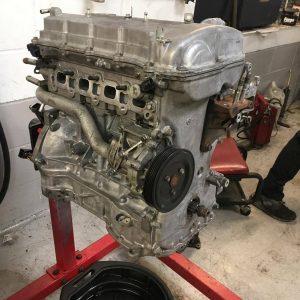 mitsubishi evo 10 engine rebuild