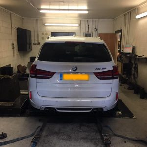 bmw x5m ecu remap