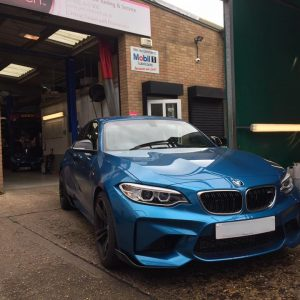 bmw m2 carbon exterior styling parts