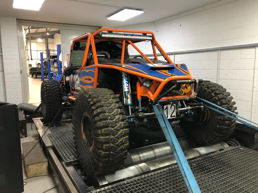 Dune Buggy Dyno - Perfect Touch Performance Ltd